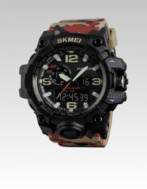 SKMEI ARMY WATCH