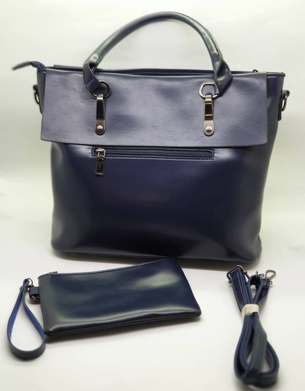 AFRICAN LEATHER HAND BAG حقيبة يد