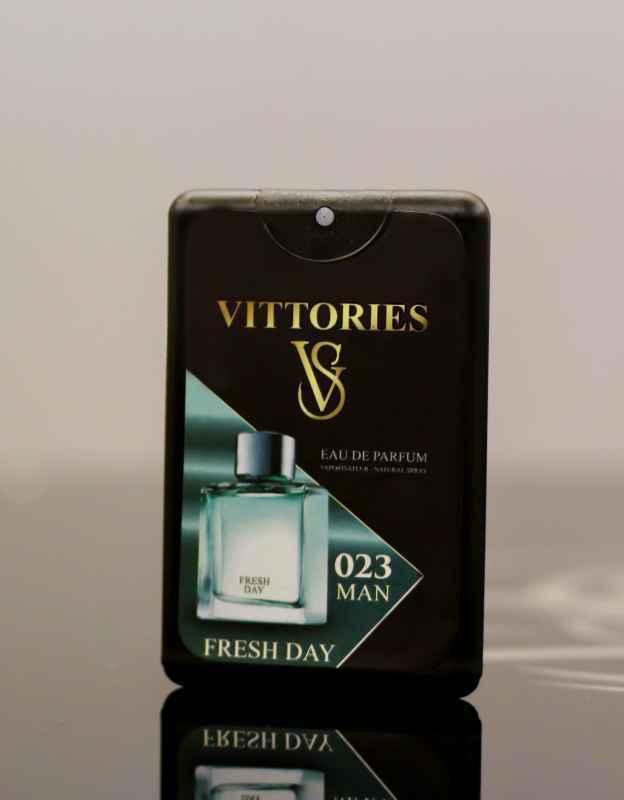 fresh day pocket perfume - عطر بوكيت فريش دي