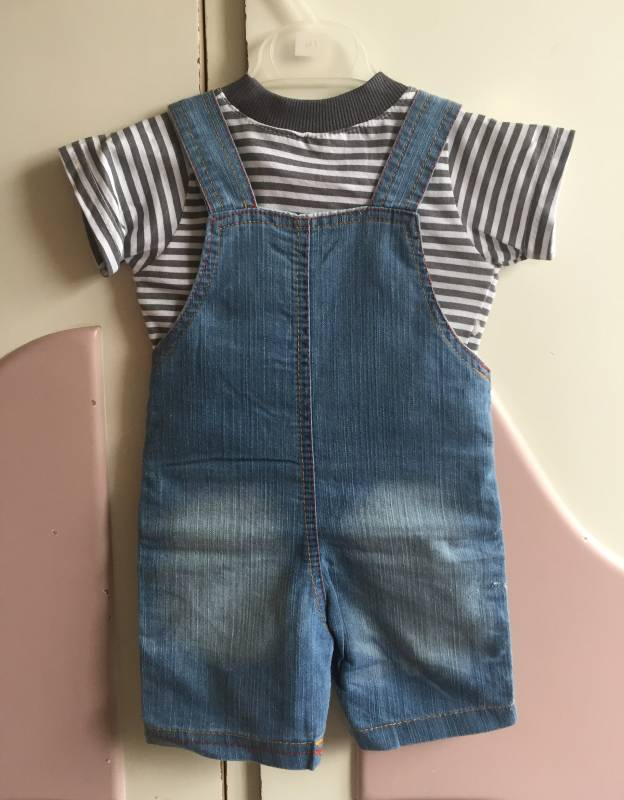 OVERALL JEANS BOYS
